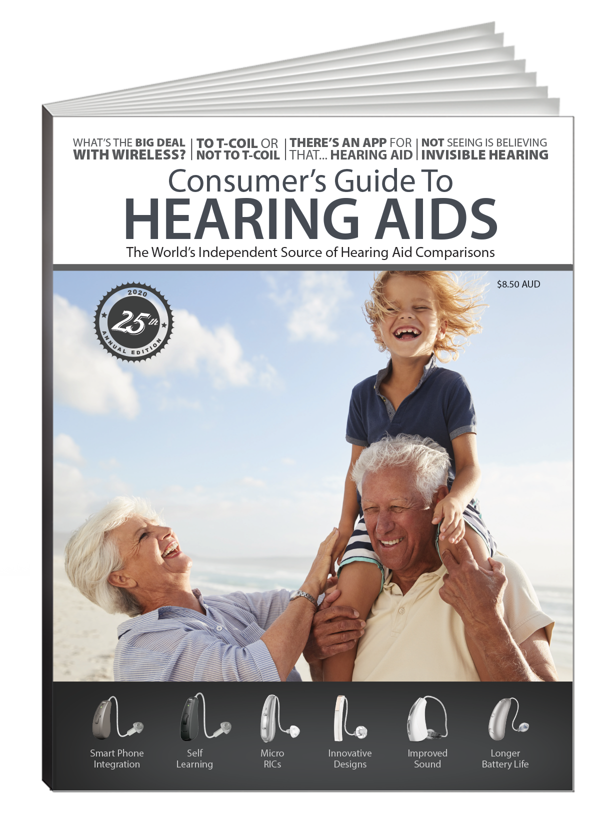 The Consumer`s Guide to Hearing Aids