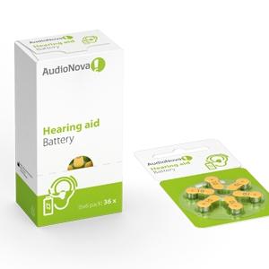 Batterier til høreapparater