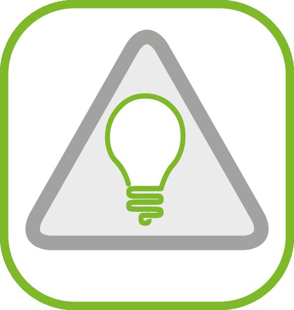 Aufmerksamkeit Icon