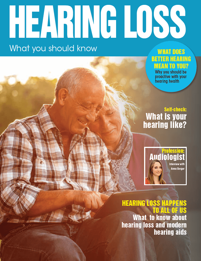 Cover of Hearing Loss Guide PDF