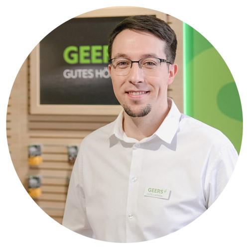 GEERS Hör-Experte Michael
