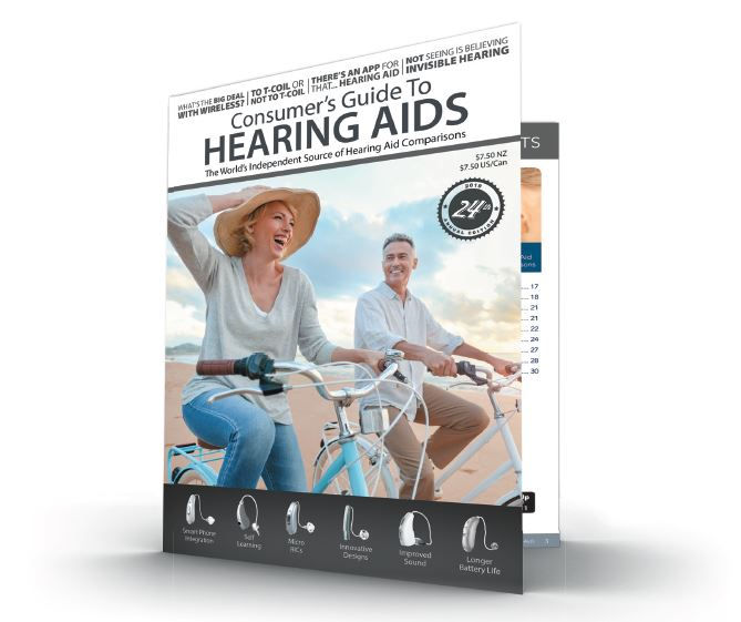 Consumers Guide to Hearing Aids